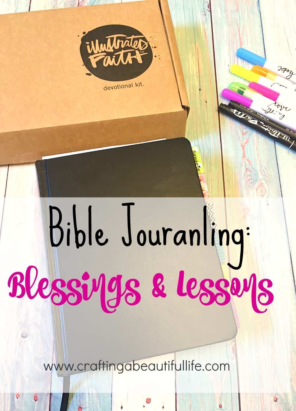 bible journaling blessings