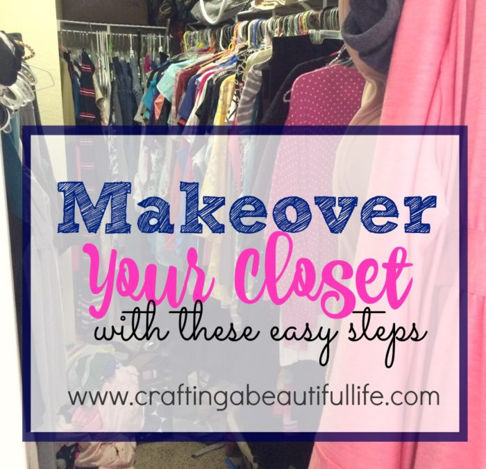 Makeover your Closet