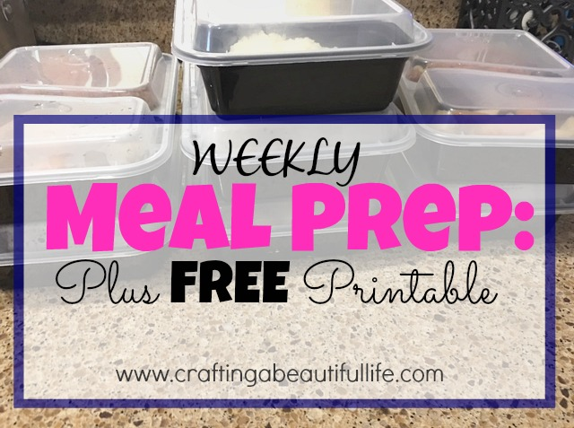 Weekly Meal Prep and Coach Summit