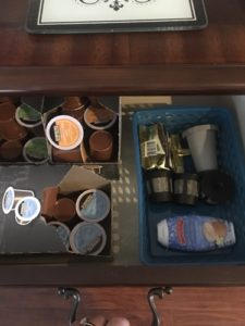 buffett drawer stroage