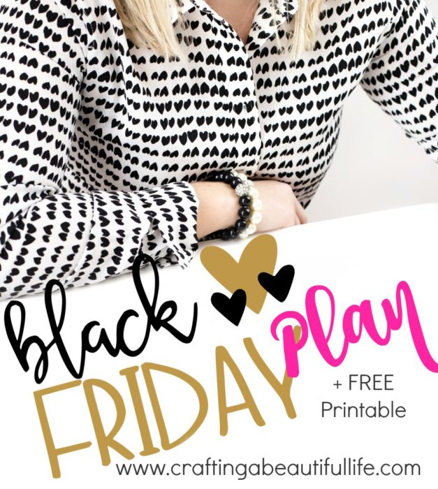 Create A Black Friday Budget & Plan