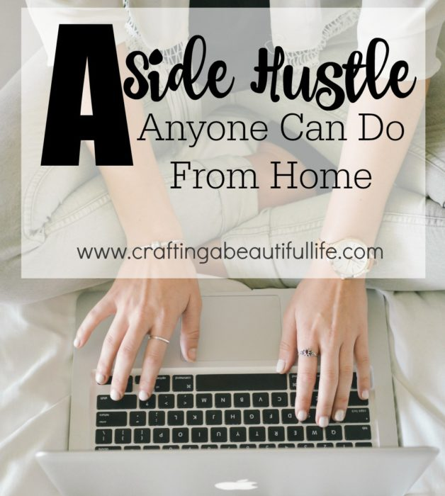 A Side Hustle Anyone Can Do