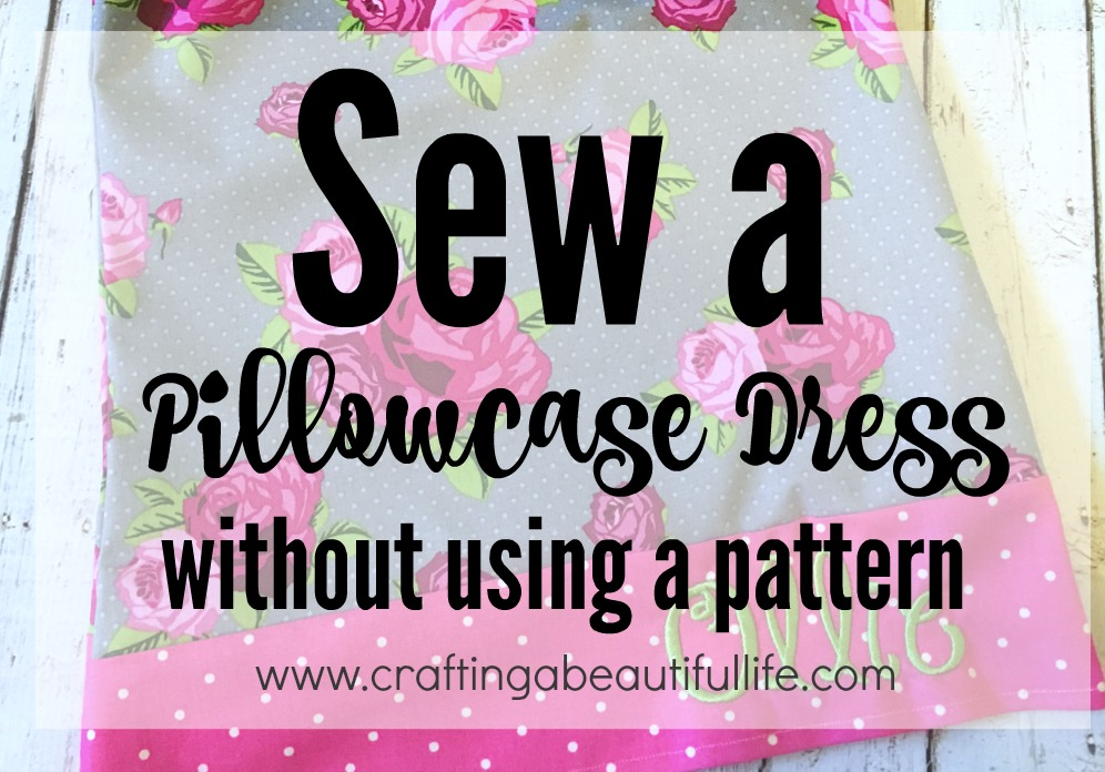 DIY Pillowcase Dress