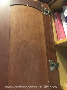 Repair your cabinet door