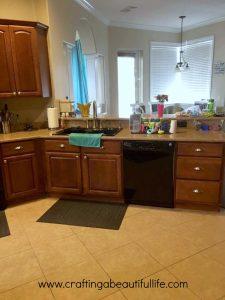 DIY Kitchen Makeover