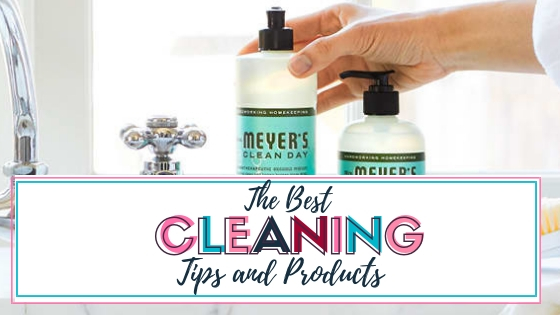 The best cleaning tips and products to use when cleaning your home. Spoiler Alert: there's only one tip you will ever need and Crafty Life Mom shares what it is. #cleaning #cleaningorganization #bestcleaningtips #bestcleaningproducts #cleaningtips