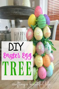 Easter Is Coming And For Our Table I Really Want To Have An Egg Centerpiece Found A Few That Liked However Did Not Like The