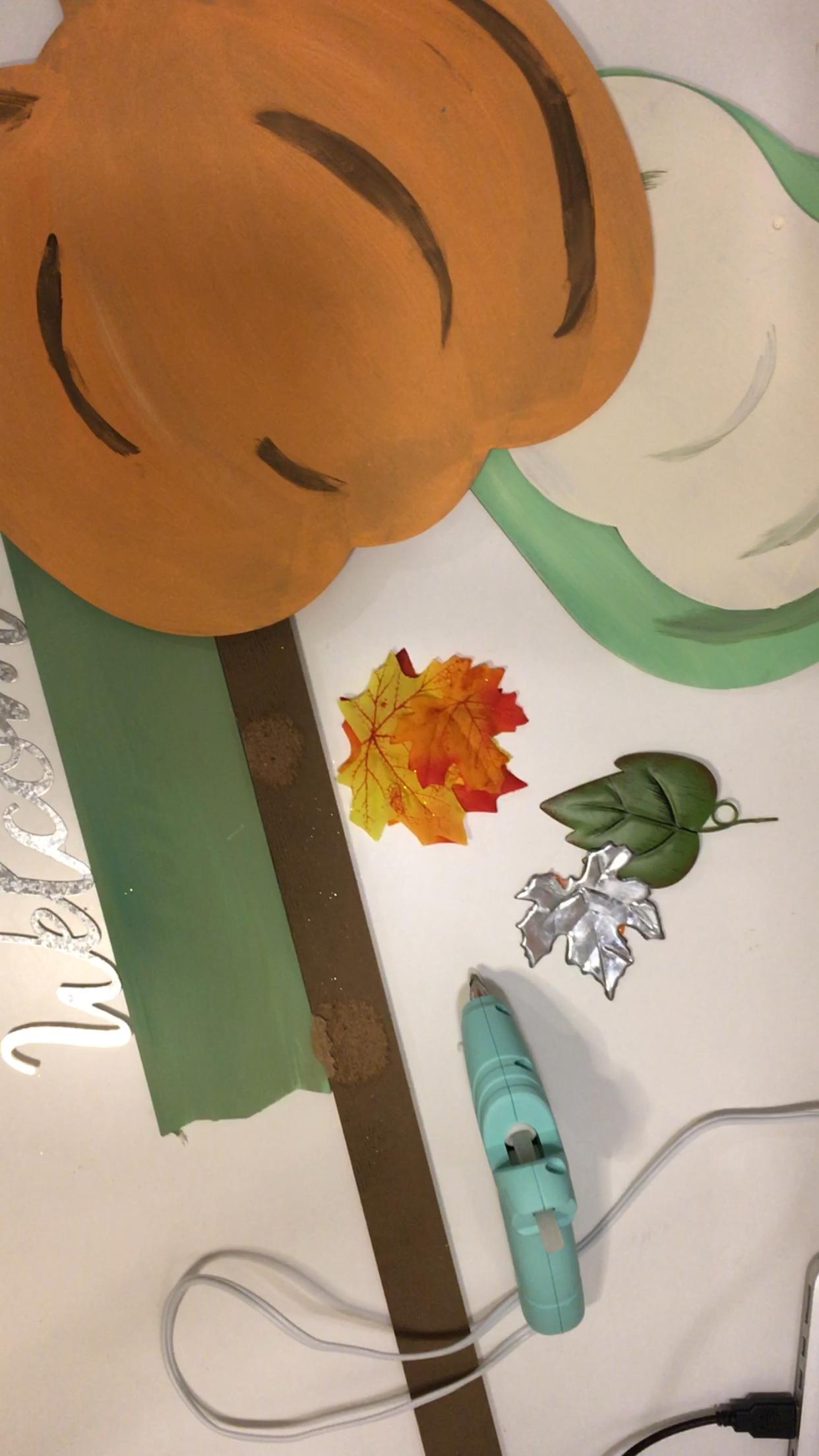 Hobby Lobby Fall Door Decor | Flisol Home
