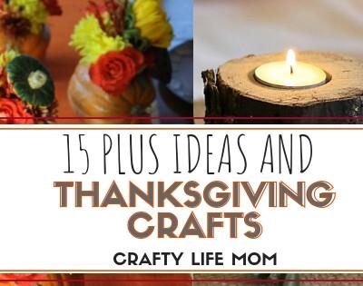 Thanksgiving Crafts & Decor