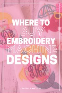 Embroidery Machine Designs and where to buy the best designs for your embroidery projects.