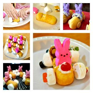 Easter Bunny Race Cars
